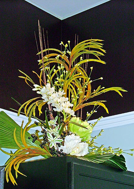 Ornamental Grass Arrangement