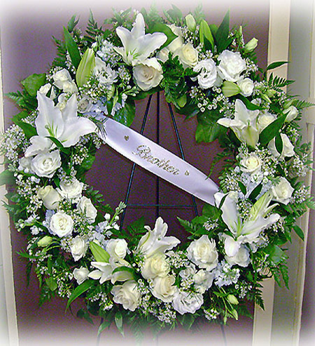 Brother Wreath